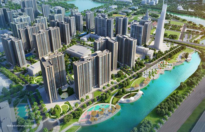 Nguồn hàng chung cư mới của Hà Nội đang tập trung ở khu vực nào