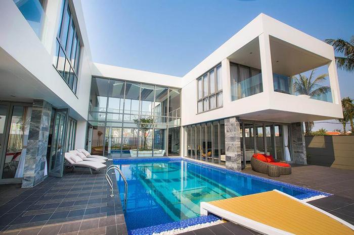 villa, biệt thự trong dự án
