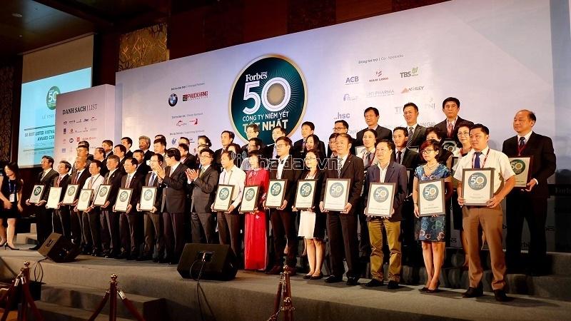 Top 50 doanh nghiệp việt năm 2020