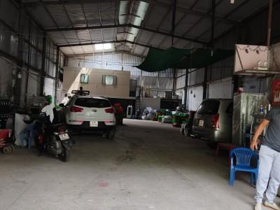 Cho thuê kho nhà xưởng thuộc khu vực đường  18B quận  Bình Tân 12x18 giá 19tr