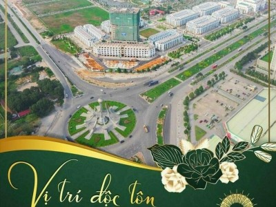 DỰ ÁN EUROWINDOW GARDEND CITY - NHÀ PHỐ THƯƠNG MẠI 2 MẶT TIỀN DUY NHẤT TẠI THANH HOÁ