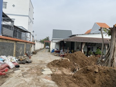 Đất nền khu compound mặt tiền Đinh Đức Thiện ngay chợ Đào giá đầu tư f0