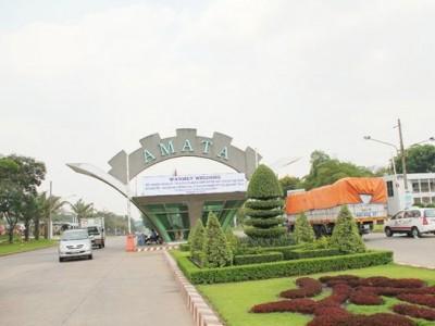 Đất 2 mặt tiền, sản xuất phi nông nghiệp, gần khu công nghiệp Amata, Biên Hòa, Đồng Nai. Giá bán: 138 tỷ thương lượng.
