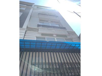 Nhà nguyên căn cho thuê HXH ngã ba đường Nguyễn Thông - Kỳ Đồng Quận 3