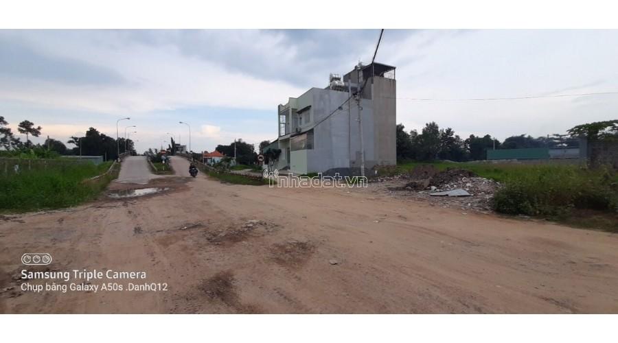 Có việc gấp hạ giá 200 triệu bán trong tuần ĐẤT MĂT TIỀN Sông Sài Gòn Phường Thạnh Lộc Q12 Ngay cầu đôi gần Quán CF Tư Lê