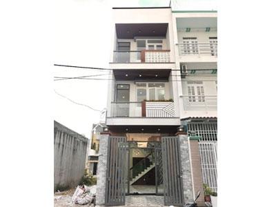 Nhà bán Mặt tiền nguyên căn Đường Trường Lưu - Quận 9