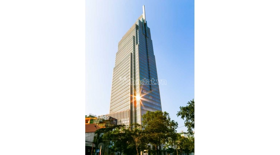 Vietcombank Tower HCM