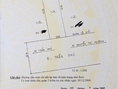 Bán nhà 1xx Trần Hưng Đạo, Phường 7, Quận 5. Giá: 18.2 tỷ.