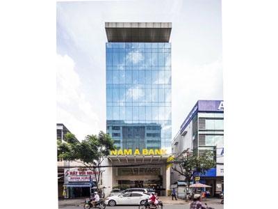 Bán gấp Building Mặt tiền Đường Nguyễn Biểu Quận 5