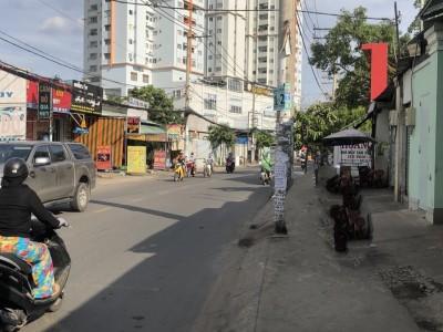Nhà Mặt Tiền Mã Lò _ phường Bình Trị Đông A _ quận Bình Tân