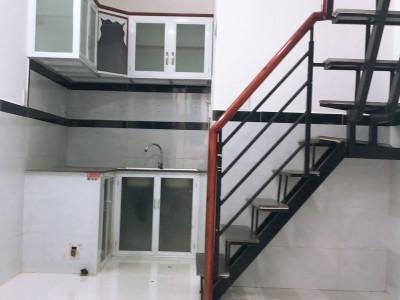 Bán nhà hẻm 1248/30 Huỳnh Tấn Phát 1 lầu tổng diện tích: 30m2 giá 990 triệu.