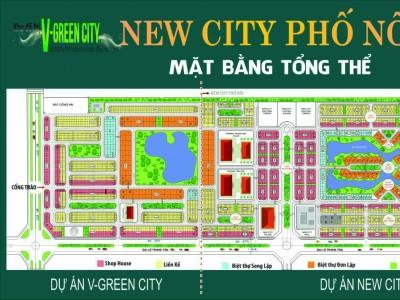 Đất nền dự án New city Hưng Yên