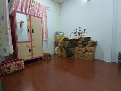 Nhà bán Lê Đình Cẩn, Bình Tân 64m2 ngang khủng 6,4m hẻm xe tải