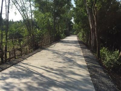 Cần tiền bán gấp đất ở xã Qui Đức, Huyện Bình Chánh, TPHCM. Giá: 10,5 tỷ chốt.