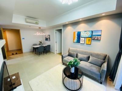 Bán căn hộ Masteri Thảo Điền, Căn hộ 2 pn-wc, tầng trung, full nội thất mới,  view sông. Giá 4 tỷ 450 triệu bao phí.
