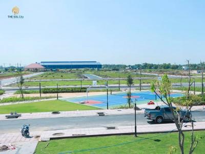 Nhận booking vị trí đẹp giai đoạn 2 trong dự án khu đô thị The Sol City