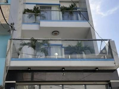 Nhà bán HXH Lê Đình Cẩn, Bình Tân 5 tầng, 95m2, 6PN tiện kinh doanh