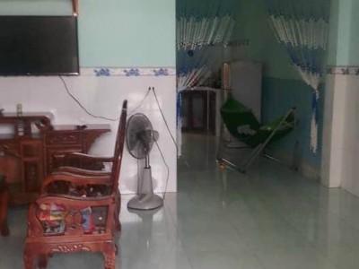 Nhà mới, sạch sẽ, đường thông xe tải. Khu phố 6, Phường Long Bình, Biên Hoà. Giá rẻ chỉ 1 tỷ 490 triệu.