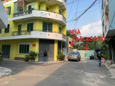 Cần bán nhà hẻm 1 sẹc Phan Văn Trị, Phường 11, Bình Thạnh. Giá: 7.5 tỷ.