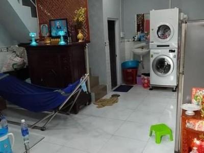 Tân Phú - Bán nhà 2,7 tỷ Nguyễn Hữu Tiến, Phường Tây Thạnh, Quận Tân Phú