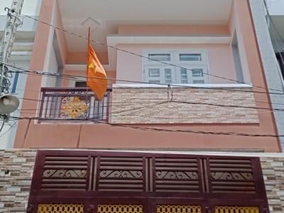 Nhà bán Hương Lộ 2, Bình Tân hẻm xe tải 3 Lầu, 4PN, 3WC cực đẹp