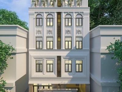 Cho thue 22 căn hộ dịch vụ đang xây tại hẻm 10m, 68/10D Trần Quang Khải, Phường Tân Định, Q1. Giá ưu đãi 150 triệu/ tháng.