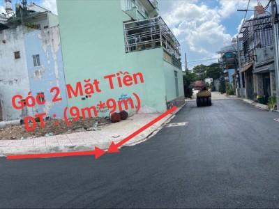 Một Lô gốc 2 mặt tiền 151/ Đường Liên khu 4_5, Phường Bình Hưng Hòa B, Quận Bình Tân. Giá của em này : (4 tỷ 4) quá rẻ.