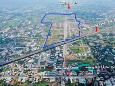 Mở bán giai đoạn đầu tiên trong siêu dự án khu đô thị The Sol City, Bình Chánh