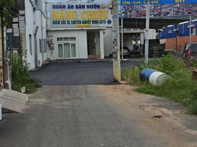 Bán đất đường Hà Huy Giáp, Thạnh Lộc, Quận 12. Giá 3.6 tỷ thương lượng nhẹ.