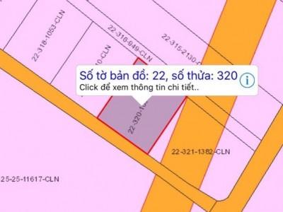 Chủ ngộp bán giá rẻ bèo, đất tại Phước An, Nhơn Trạch, Đồng Nai. Giá 2,6 đến 2,7 triệu / m2.