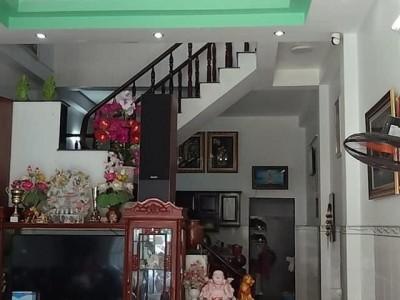 Nhà bán HXH Hương Lộ 3, Bình Tân 58m2, 3PN, 3WC ở ngay