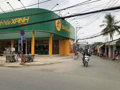 Đất mặt tiền hẻm 66 Võ Văn Hát, Phường Long Trường, Quận 9. Giá :  2,670 tỷ bớt lộc.