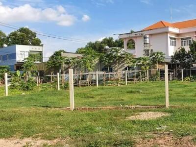 Đất sổ hồng riêng mặt tiền Đường Nguyễn Thị Chiên, trung tâm Thị Trấn Củ Chi. Diện tích : 816m2 full thổ cư giá bán nhanh 4 tỷ.