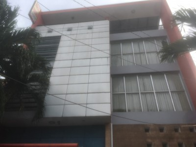 Bán khách sạn 21 phòng đang hoạt động thu nhập ổn định gần Ngã Tư An Sương. Giá 11,5 tỷ