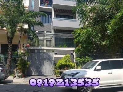 Bán khu biệt thự khu vip nội bộ, an ninh 357 Nguyễn Trọng Tuyển, Phường 1, Tân Bình. Giá bán : 41 tỷ 500 triệu.