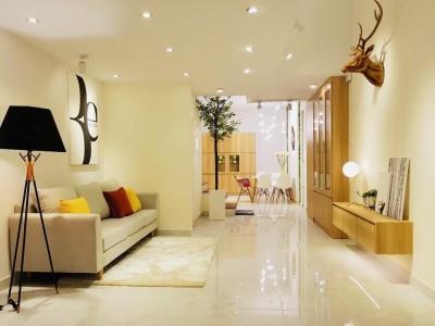 Bán nhà mới ở ngay 5 tầng Quang Trung, P8, Gò Vấp, 55m2, 7 tỷ