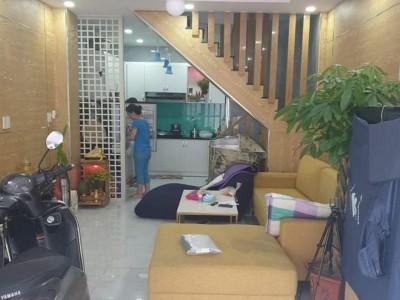 Bình Thạnh - Bán nhà 4,3 tỷ mặt tiền Nguyễn Khuyến, Phường 12, Quận Bình Thạnh