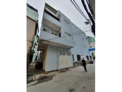 Bán nhà gần sân bây Tân Sơn Nhất đường Bạch Đằng