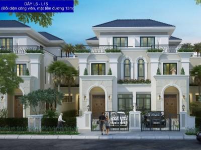 Biệt thự Verosa Park Khang Điền Quận 9. Giá bán: 25 tỷ.