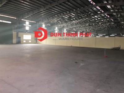 Cho thuê nhà xưởng đường Hương Lộ 2 quận Bình Tân 400m giá 32tr