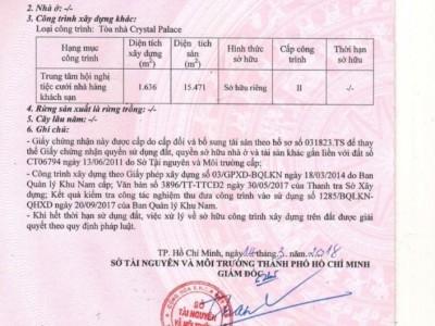 Đất thương mại dịch vụ nằm trên Phường Tân Phú, Q7. TPHCM. Giá siêu ưu đãi 110 triệu / m2.