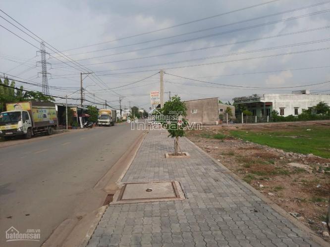 Thanh lý vài lô đất có sổ ngay quốc lộ 1A, Bình Chánh, tp.HCM