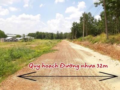 Đất Nền Tại Lai Hưng Bàu Bàng QL 13 Đi Vào 100m 1tr250/m2 Cho 1000m2