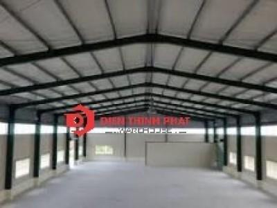 cho thuê nhà xưởng đường Tây Lân quận Bình Tân  660m giá 45tr