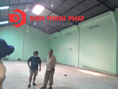 Nhà xưởng đường gò xoài quận Bình Tân 180m giá 20tr