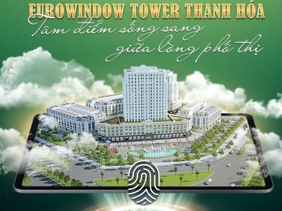 Chỉ từ 280 triệu sở hữu căn hộ chung cư Eurowindow vị trí vàng ngay cạnh UBND TP Thanh Hóa