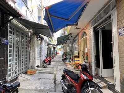 Chủ nhà cần bán gấp căn nhà ở Đường Huỳnh Văn Nghệ, Gò Vấp.