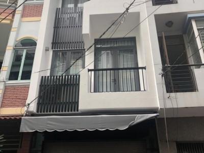 Nhà bán HXH Lê Văn Quới, Bình Tân 56m2 tặng nội thất, hẻm 8m