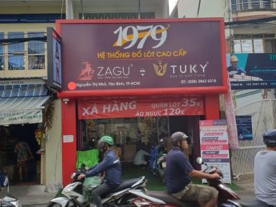 Bán nhà Mặt Tiền Nguyễn Thị Nhỏ P9 Tân Bình