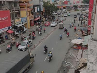 Bán nhà mặt tiền Hoàng Văn Thụ, Lăng Cha Cả, P2, Quận Tân Bình. Giá bán : 14 tỷ thương lượng.